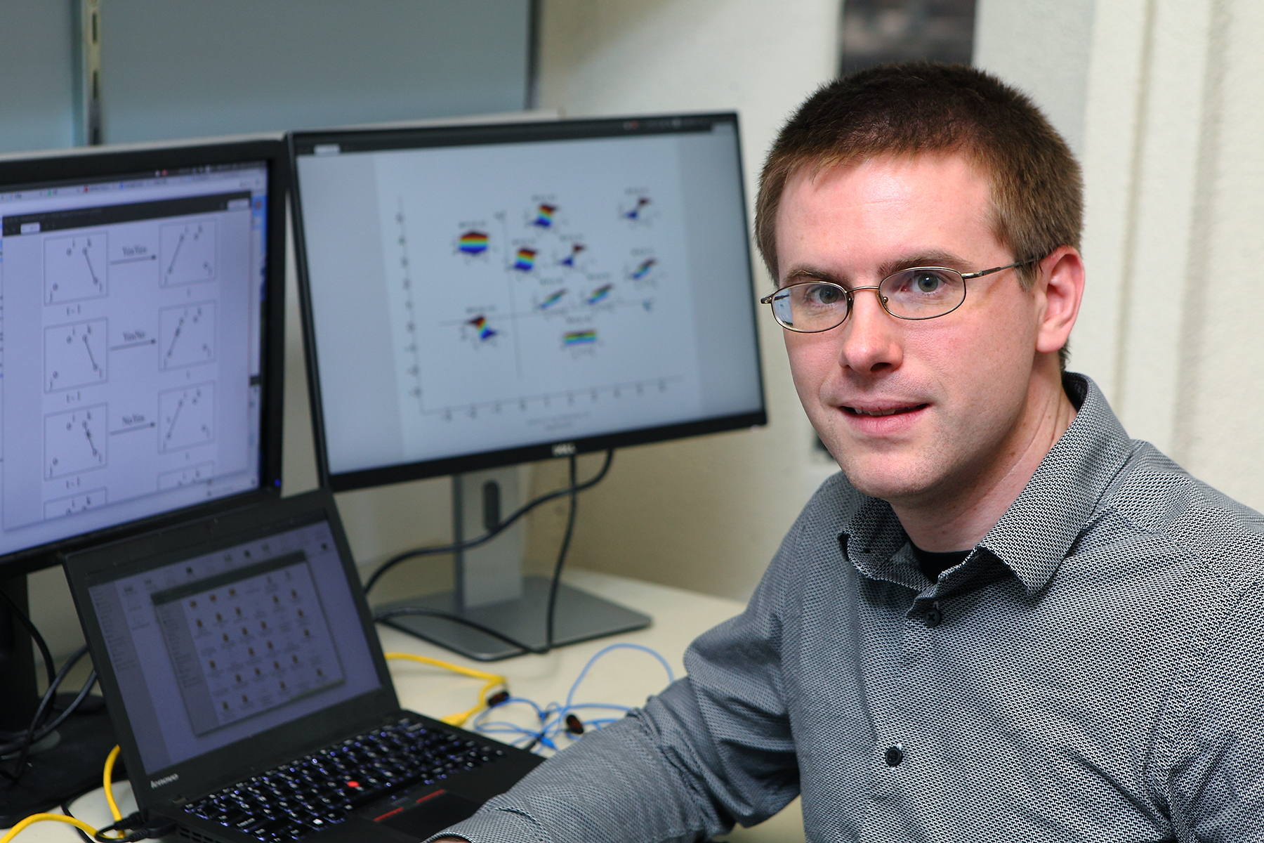 Computer Scientist Honored With Nsf Career Award Uic Today