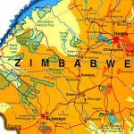 map of Zimbabwe (cropped)