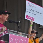 AVON's breast cancer walk gives UIC $75K