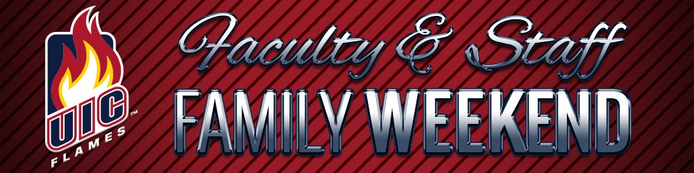 UIC Flames Faculty & Staff Family Weekend