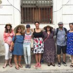 Seven students in the School of Public Health conducted two weeks of coursework in Cuba.