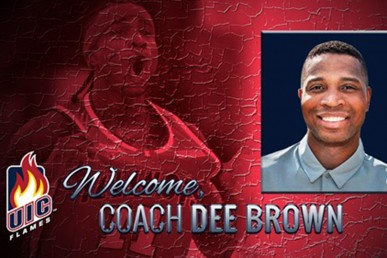 Coach Dee Brown