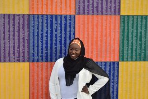 I am UIC: Promoting diversity, not simply for Africans