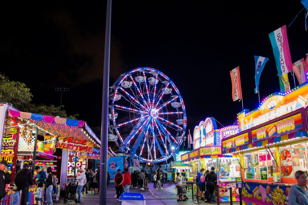 UIC's annual carnival