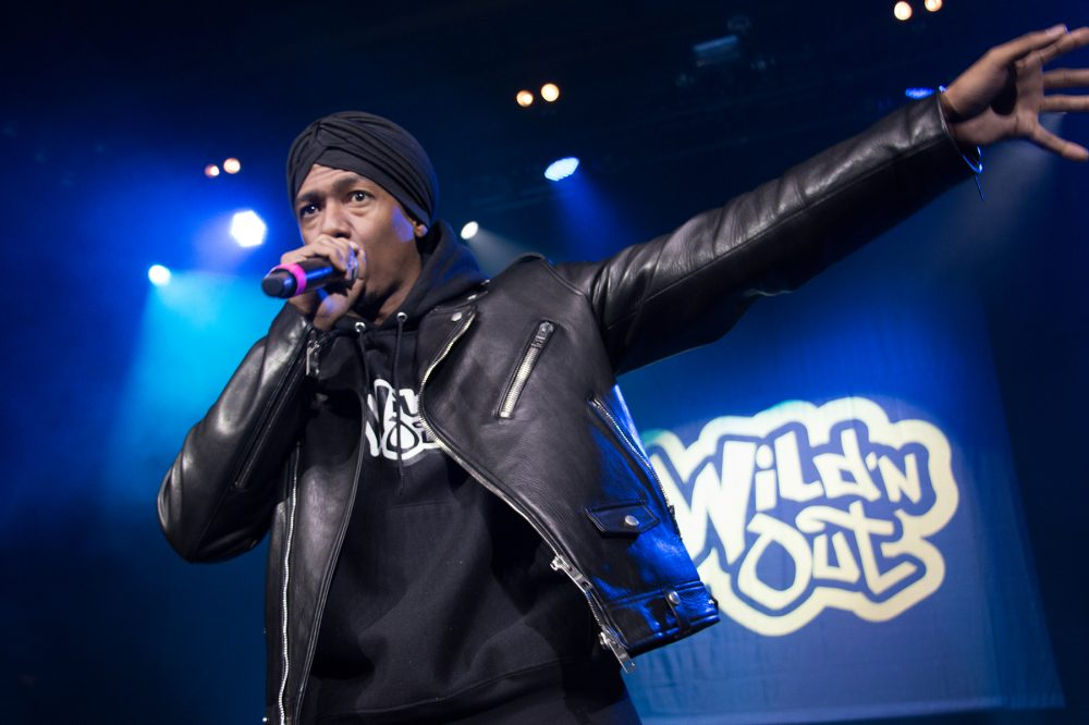 Nick Cannon; WildNOut show