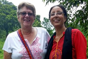 Social work professor serves as Fulbright specialist in India