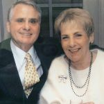 Bob Danner and his wife Dolores