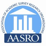 Association of Academic Survey Research Organizations (AASRO) logo
