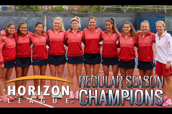 WTEN 2018 Regular Season Champions; women's tennis