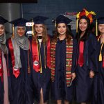 2018 Commencement; College of Applied Health Sciences