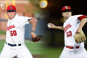UIC pitchers selected in MLB draft