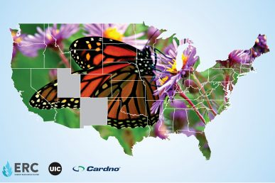 Monarch Butterfly Partners Map