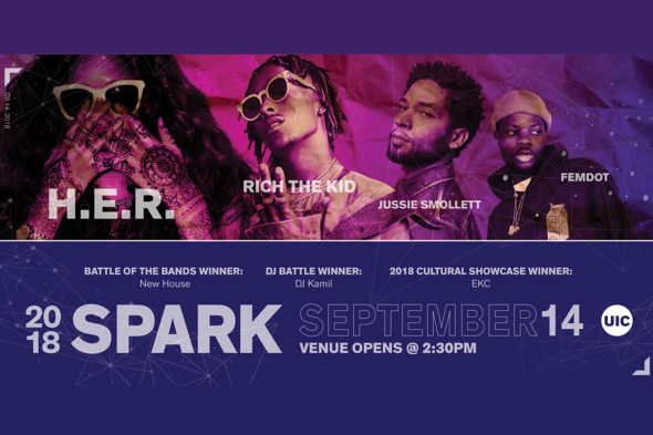 2018 Spark in the Park