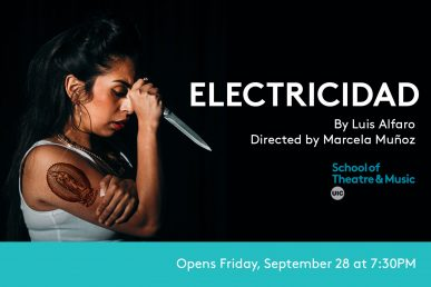 New theater season -Electricidad