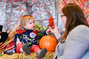 Hospital throws holiday party for young patients
