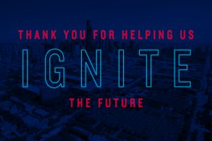 Thank you for helping IGNITE the future