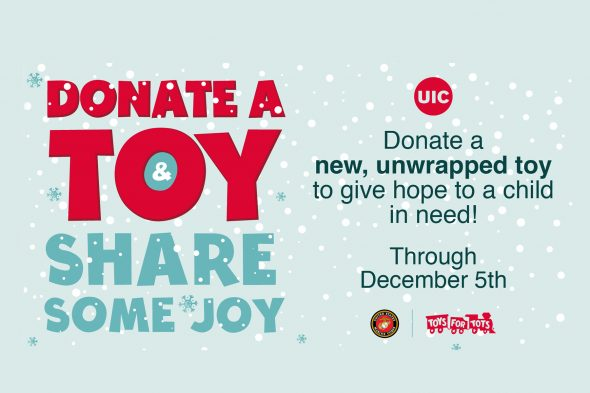 Uic Hosts Toys For Tots Drive Uic Today