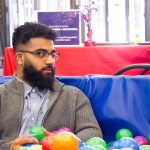 Ballot Party and Ball Pit Conversation