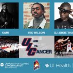 U and I vs. Cancer Basketball