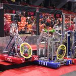 High School robotics event that UIC