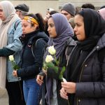 UIC Vigil for New Zealand victims