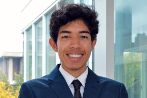 UIC student honored with national civic fellowship