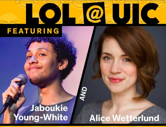 LOL at UIC's annual comedy show | UIC Today