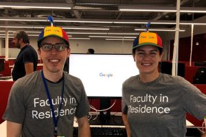 UIC computer science faculty become temporary 'Googlers' to help students learn needed tech industry skills