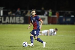 UIC soccer star named to the Hermann Trophy Watch List