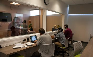 College of Medicine's Simulation and Integrative Learning; SIM lab