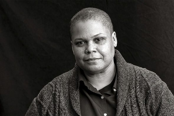 "Keeanga-Yamahtta Taylor, author of the new book, ""Race for Profit: How Banks and the Real Estate Industry Undermined Black Homeownership""."