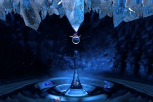 Study reveals breach of 'dancing' barrier governs crystal growth