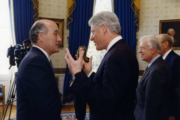 Bill Daley at the White House