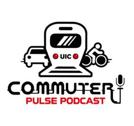 Commuter Pulse Podcast logo