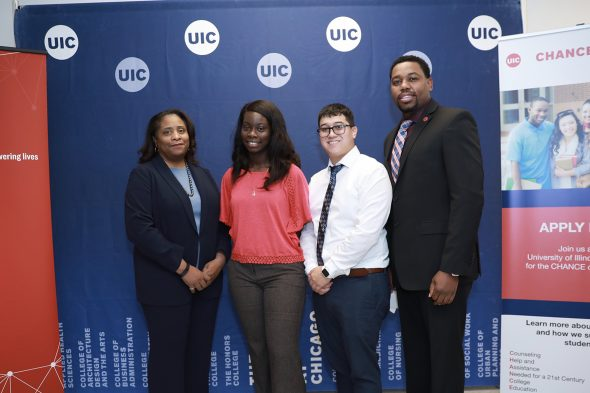 UIC CHANCE STEM Academy