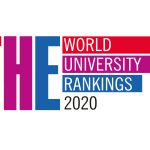 T.H.E. World University Rankings 2020 logo