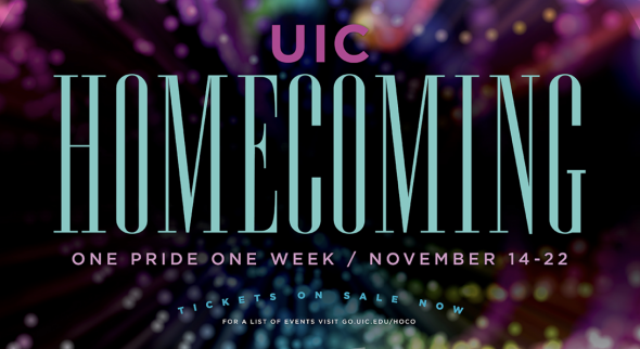 UIC Homecoming Week logo