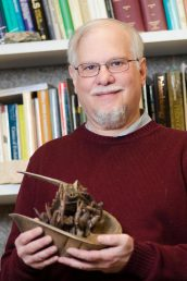 Roy Plotnick, UIC professor of earth and environmental sciences