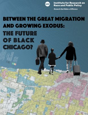 The Future of Black Chicago report cover