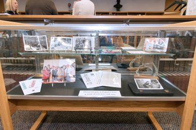 Horizon Hospice have donated its archives to the University of Illinois at Chicago