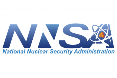 National Nuclear Security Administration logo