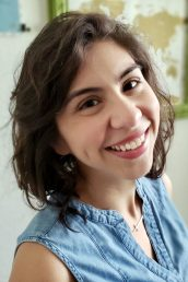 Alexandrea Pérez Allison is a Ph.D. candidate in English and a