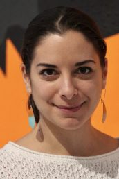 Ana Cristina Perry, a Ph.D. candidate in art history
