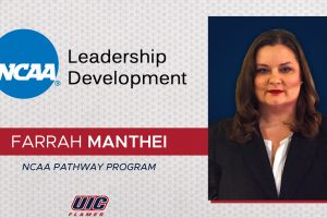 Deputy athletics director selected for NCAA Pathway Program