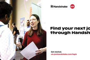 Handshake: UIC's new online career resource