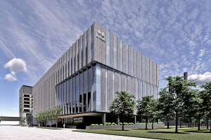 Outpatient Surgery Center and Specialty Clinics rendering
