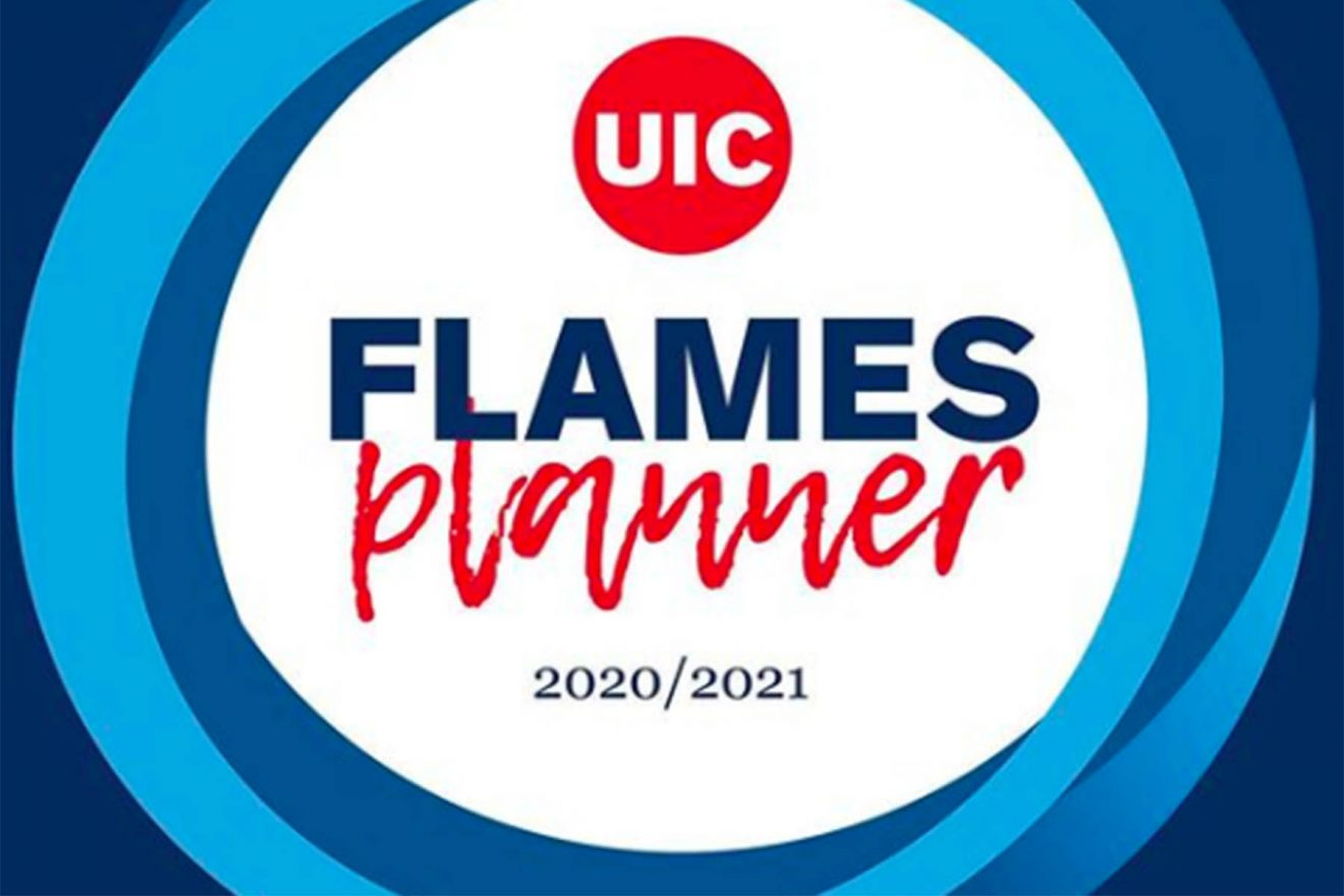 Free giveaway: 2020 Flames Planners