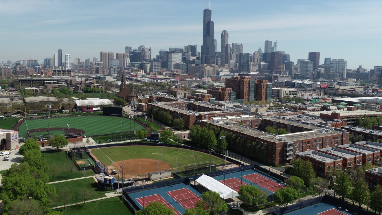 FOR CHICAGO: Brand overview for UIC Athletics