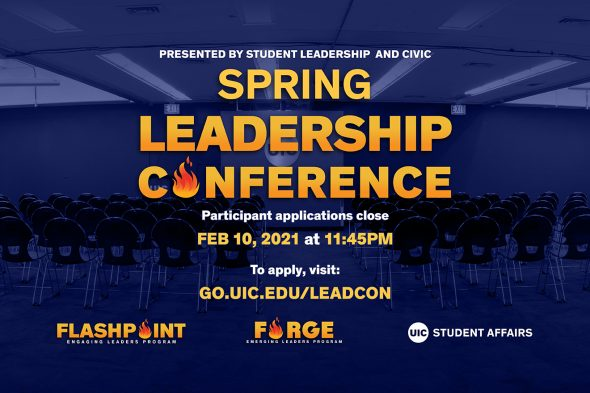 Spring leadership conference