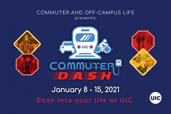 Commuter dash logo